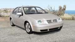 Volkswagen Bora V6 2001 für BeamNG Drive