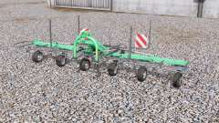 Deutz-Fahr CondiMaster 83ろ1 pour Farming Simulator 2017
