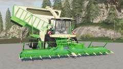 Krone BiG X 1180 Cargo v1.2 pour Farming Simulator 2017