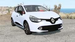Renault Clio 2013 für BeamNG Drive