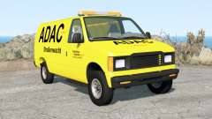 Gavril H-Series German Emergency v1.3.1 pour BeamNG Drive