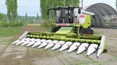 Claas Lexion 7ƽ0 für Farming Simulator 2015