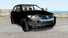 Volkswagen Touareg R50 (Typ 7L) 2007 pour BeamNG Drive