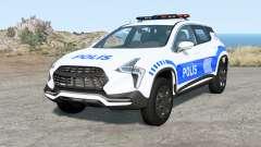 Cherrier FCV Turkish Police v1.1 pour BeamNG Drive