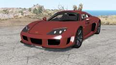 Noble M600 2009 v1.1 pour BeamNG Drive