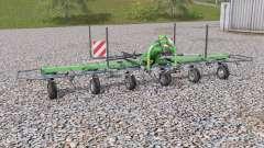 Deutz-Fahr CondiMaster 7621 pour Farming Simulator 2017