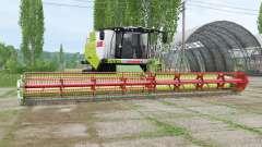 Claas Lexion 770 TerraTraꞔ für Farming Simulator 2015