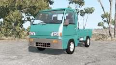 Subaru Sambar truck 1992 pour BeamNG Drive