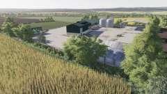 Knuston Farm v1.0 pour Farming Simulator 2017