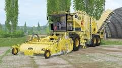 Ropa euro-Tiger V8-ვ für Farming Simulator 2015