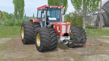 Schluter Super 1500 TVL Speciaɫ pour Farming Simulator 2015