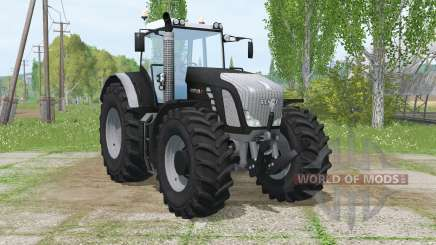 Fendt 936 Vario Black Beautɣ für Farming Simulator 2015