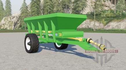 Unia RCW 3000 für Farming Simulator 2017
