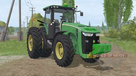 John Deere 8ろ70R für Farming Simulator 2015