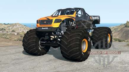 CRD Monster Truck v1.18 pour BeamNG Drive