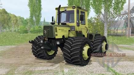 Mercedes-Benz Trac 1100 Turbé für Farming Simulator 2015