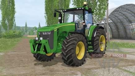 John Deere 8ろ60R für Farming Simulator 2015