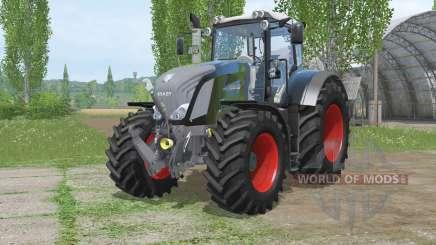 Fendt 828 Vario Schwarz Beaut für Farming Simulator 2015