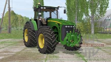 John Deere 8ƽ30 für Farming Simulator 2015