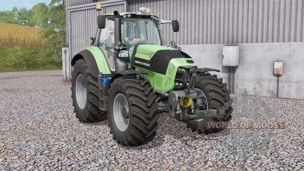 Deutz-Fahr Serie 7 TTV Agrotro pour Farming Simulator 2017