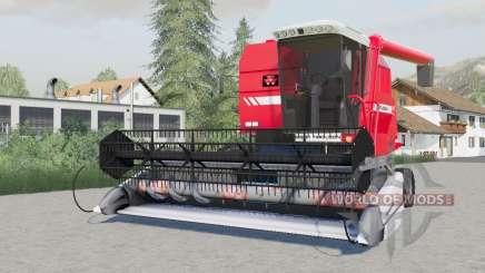 Massey Ferguson 5650 Advanced für Farming Simulator 2017