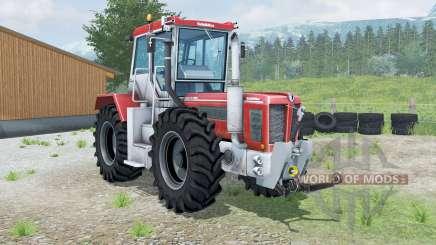 Schluter Super-Trac 2500 VⱢ pour Farming Simulator 2013