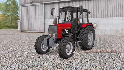 MTH-820 Belaruȼ pour Farming Simulator 2017