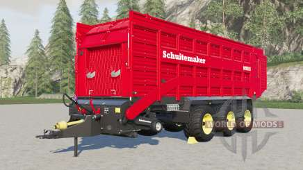 Schuitemaker Rapide very large working width für Farming Simulator 2017