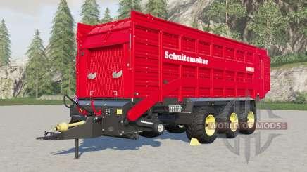 Schuitemaker Rapide very large working width pour Farming Simulator 2017