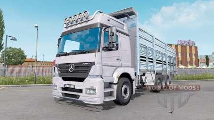 Mercedes-Benz Axor 3228 2012 für Euro Truck Simulator 2