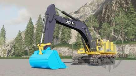 John Deere 870G LC pour Farming Simulator 2017