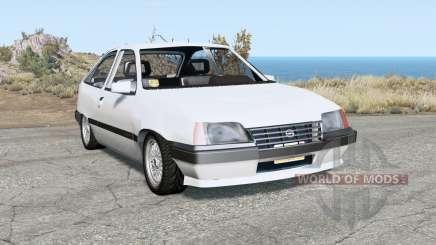 Opel Kadett 3-door (E) 1986 für BeamNG Drive