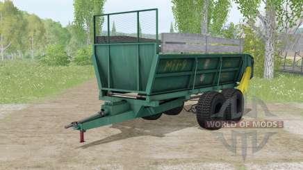 MTT ୨ pour Farming Simulator 2015