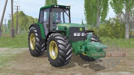 John Deere 69ろ0 pour Farming Simulator 2015