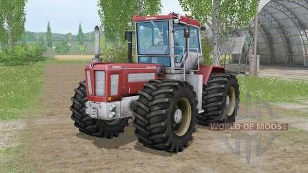 Schluter Super-Trac 2500 VꝈ pour Farming Simulator 2015