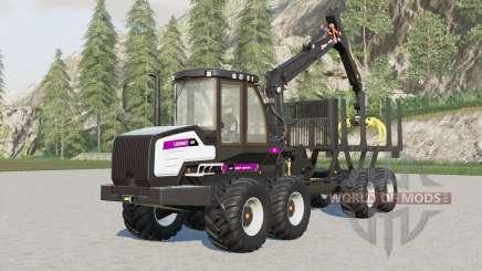 Logset 10F GT für Farming Simulator 2017