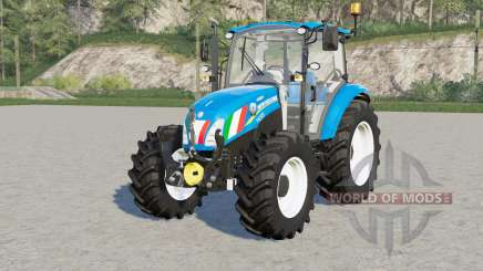 New Holland T4-serieᶊ für Farming Simulator 2017