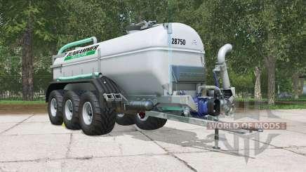 Zunhammer STS 28750 pour Farming Simulator 2015