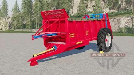 Marshall VES2500 für Farming Simulator 2017