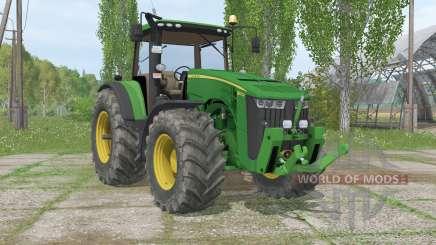 John Deere 8ვ70R für Farming Simulator 2015