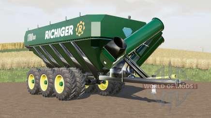 Richiger 1700bsh für Farming Simulator 2017