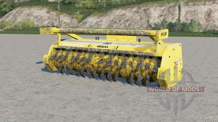 Rabaud Xylor 161ろ pour Farming Simulator 2017