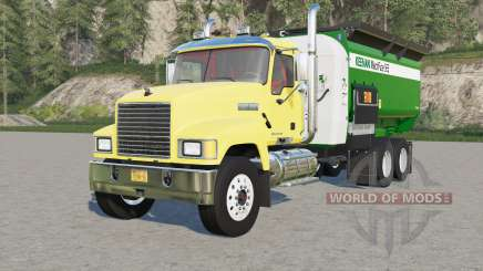 Mack Pinnacle Feed Truck für Farming Simulator 2017