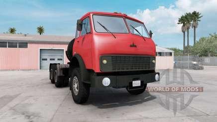 MAz-515B pour American Truck Simulator