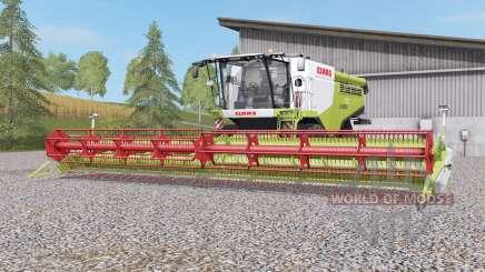 Claas Lexion 740〡750〡760〡770〡780 für Farming Simulator 2017