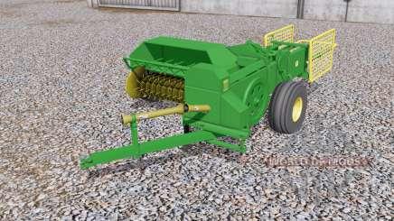 John Deere 24Ƭ pour Farming Simulator 2017