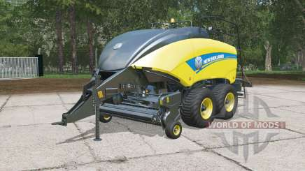 New Holland BigBaler 1290 & Roll-Belt 150 für Farming Simulator 2015