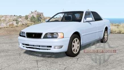Toyota Chaser Tourer V (JZX100) 1998 für BeamNG Drive
