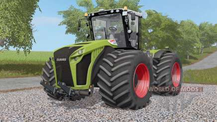 Claas Xerion 4000〡4500〡5000 Trᶏc VC pour Farming Simulator 2017