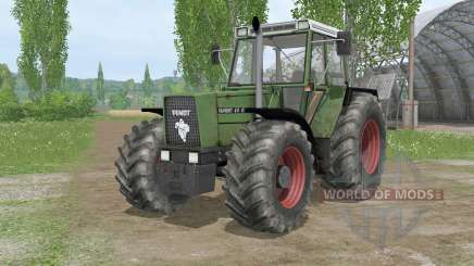 Fendt Favorit 611 LSA Turbomatiᶄ E für Farming Simulator 2015